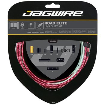 Jagwire Road Elite Link Brake Cable Kit  - Click to view a larger image