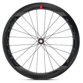 Fulcrum Wind 55 Disc Brake Wheelset  - Click to view a larger image