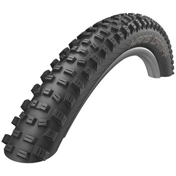 Schwalbe Hans Dampf Performance Tyre TLR Easy  - Click to view a larger image