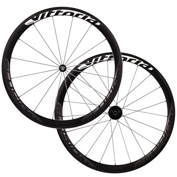 Vittoria Elusion Carbon Disc Brake Wheelset - Tubeless Compatible  - Click to view a larger image