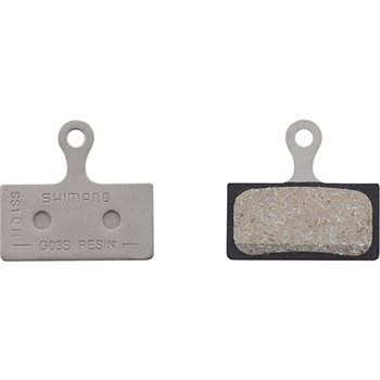Shimano Disc Brake Pads - G03S Resin  - Click to view a larger image