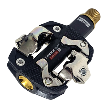 Look X-Track Race Carbon Ti MTB Pedals  - Click to view a larger image
