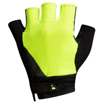 Pearl Izumi Elite Gel Gloves - Fluo Yellow  - Click to view a larger image