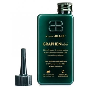 absoluteBLACK Graphene Lube  - Click to view a larger image