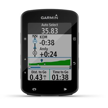 Garmin Edge 520 Plus GPS Enabled Computer  - Click to view a larger image