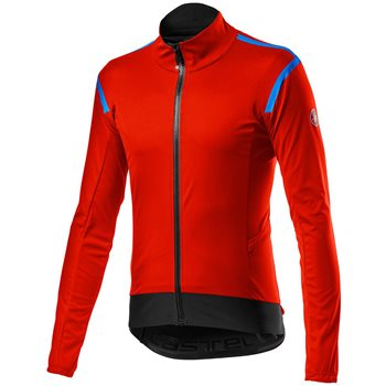Castelli Alpha Ros 2 Light Jacket - Fiery Red  - Click to view a larger image