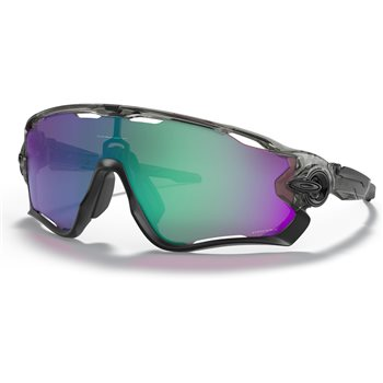 Oakley Jawbreaker Grey Ink / Prizm Jade Road  - Click to view a larger image