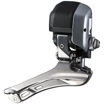 Shimano Dura Ace 9070 Di2 11 Speed Front Derailleur   - Click to view a larger image