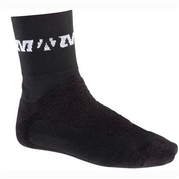 Mavic Inferno Sock - Black  - Click to view a larger image